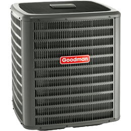 Find Goodman sales, installation, repair, maintenance near me